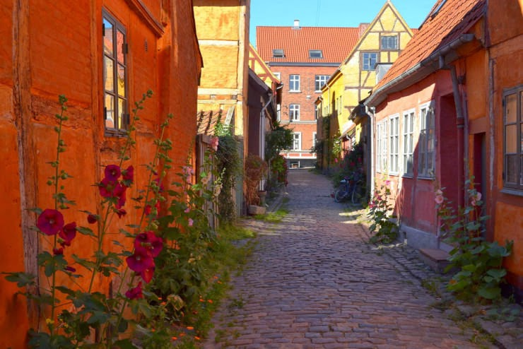 28. Helsingör, Denmark - 29 Most Romantic Alleys to Hike